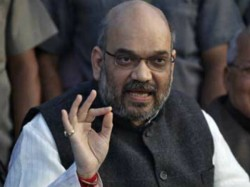 Ayodhya Dispute Amit Shah Says Temple Should Be Built At The Exact Spot