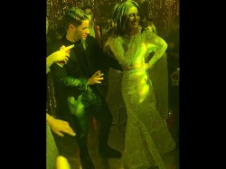 Inside Pictures Priyanka Nick Reception Photos Viral