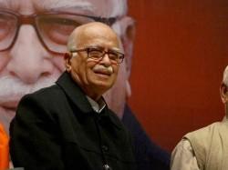Lk Advani Won T Attend Delhi Assembly Silver Jubilee Celebration Of Delhi Assembly