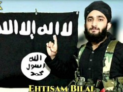 Isjk Terrorist Student Sharda University Ehtesham Bilal Has Returned To Home