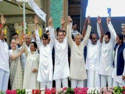 Opposition Show Its Unity Once Again Top Leaders Meet Once A
