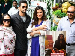 Neha Dhupia Giving Shock Her Friend Back The Work Just 10 Days After Be Mother