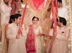 Isha Ambani Anand Piramal Wedding Pics Aishwarya Rai Shahrukh Salman Priyanka Kareena Other Celebs