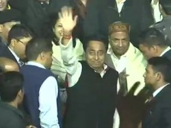 Congress Leader Kamal Nath Becomes New Chief Minister Madhya Pradesh