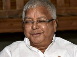 Rjd Chief Lalu Yadav Attacks Bjp On Twitter After Assembly Election