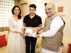 Madhuri Dixit Likely Contest 2019 Lok Sabha Elections From Bjp