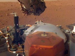 Nasa S Insight Lander Records Sound On Mars This Is How It Sounds