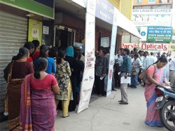 Government Finally Admits Four Persons Died During Demonetisation Says No Study Done On Its Impact