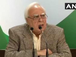 Kapil Sibal Says Govt Giving Wrong Facts Supreme Court Rafal Deal