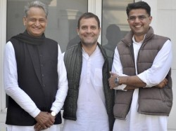 Its Final Ashok Gehlot Will Be Next Cm Rajasthan