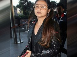 Rani Mukherji Got Badly Trolled On Twitter Her Statement On Me Too Movement
