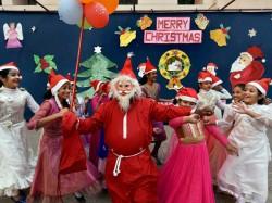 Santa Claus Is Legendary Figure Originating Western Christia