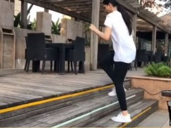 Deepika Padukone Gets Back Workout After Her Wedding Functions Shows The Video