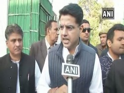 Rajasthan Elections Sachin Pilot On Cm Face From Congress We Will Sit And Discuss