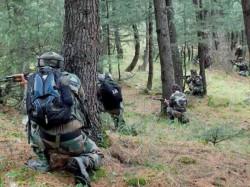 Pakistan Violates Ceasefire Jammu Kashmir Kathua Bsf Personn