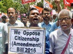 Bjp Spokesperson Resign From His Post After Citizenship Bill