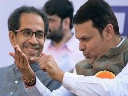 Bjp Shiv Sena Close To Alliance In Maharashtra For Lok Sabha Elections