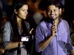 Congress Withdraws Kanhaiya Kumar Shehla Rashid Names From Gandhi Death Anniversary Event