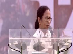 Mamata Banerjee Will Hold Mega Rally A Grand Alliance Opposi
