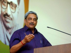 Manohar Parrikar Says Audio Clip Released Congress Is Attempt To Farbicate Facts
