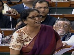 Defence Minister Nirmala Sitharaman On Rafale Jet Deal Loksabha