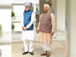 The Accidental Prime Minister Tea Seller Plays Role Of Atal Bihari Vajpayee