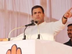 Rahul Gandhi Targeting Pm Modi Over Jobs Report Called The Furhrer