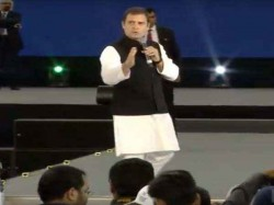 Congress President Rahul Gandhi Dubai Says Biggest Problem