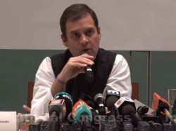 Rahul Gandhi On Sp Bsp Alliance Says Respect Akhilesh Yadav