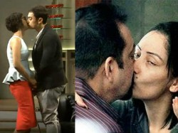 Bollywood Stars Caught Kissing Their Real Life Partners O