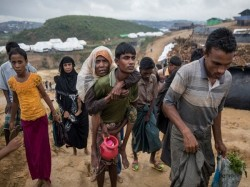 Assam India Deports Second Rohingya Family To Myanmar