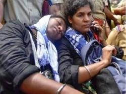 Supreme Court Hear Pleas Kanaka Durga Bindu Ammini Who Entered Sabarimala Temple