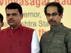 Bjp Tries Alliance With Shiv Sena Maharashtra On Upcoming Lok Sabha Election