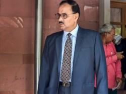 No Evidence Against Cbi Director Alok Verma Says Justice Patnaik