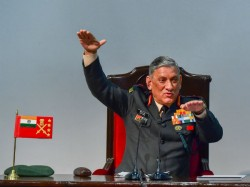 Indian Army Chief General Bipin Rawat Boasts On Ties With China Says Made Them To Do Bhangra