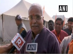 Rss Leader Bhaiyaji Joshi Says Ram Mandir Will Be Constructed Ayodhya By