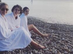 Katrina Kaif Took Dip English Channel Having Zero Degree Temperature Video Goes Viral