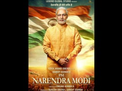 Pm Narendra Modi First Look Out Vivek Oberoi Plays The Lead Role