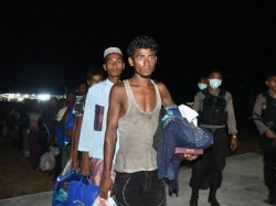 Rohingya Exodus From India Bangladesh Hits