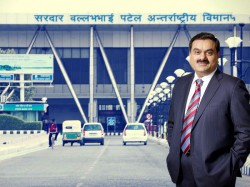 Out 6 Airports Adani Is The Highest Bidder 5 Airport Including Ahmedabad Airport