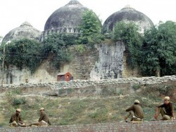 Ayodhya Case Sc Says Even If 1 Per Cent Chance Success Will Explore Mediation