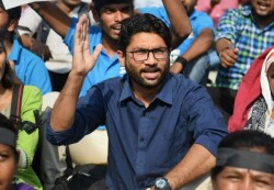 College Trust Cancels Jignesh Mevani Event Principal Quits In Protest