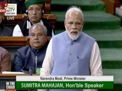 Pm Modi Says Lok Sabha The Country S Self Confidence Is At An All Time High