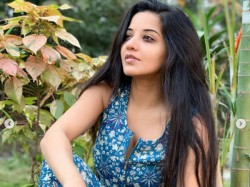 Have Look Bigg Boss Fame Monalisa Instagram Glamour Pic Proof