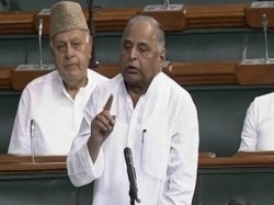 Mulayam Singh Yadav Backs Return Narendra Modi As Prime Minister