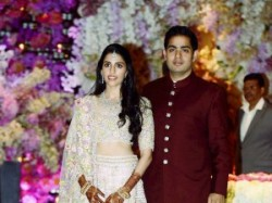 Akash Ambani Shloka Mehta Took Royal Entry Their Pre Wedding