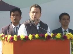Rahul Gandhi Says Crpf Jawans Were Not Given Martyr Status But Anil Ambani Given 30000 Crore Rs