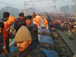 Train Accident Railway Announces Give Ex Gratia Of Rs 5 Lakhs Each To The Kin Of Every Deceased