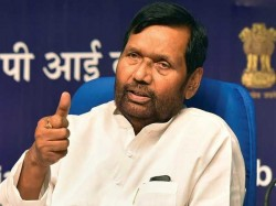 India Is Safe The Hands Pm Narendra Modi Says Ram Vilas Paswan