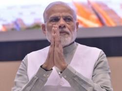 Pm Narendra Modi Serve Akshay Patra 3 Billionth Meal Vrindavan